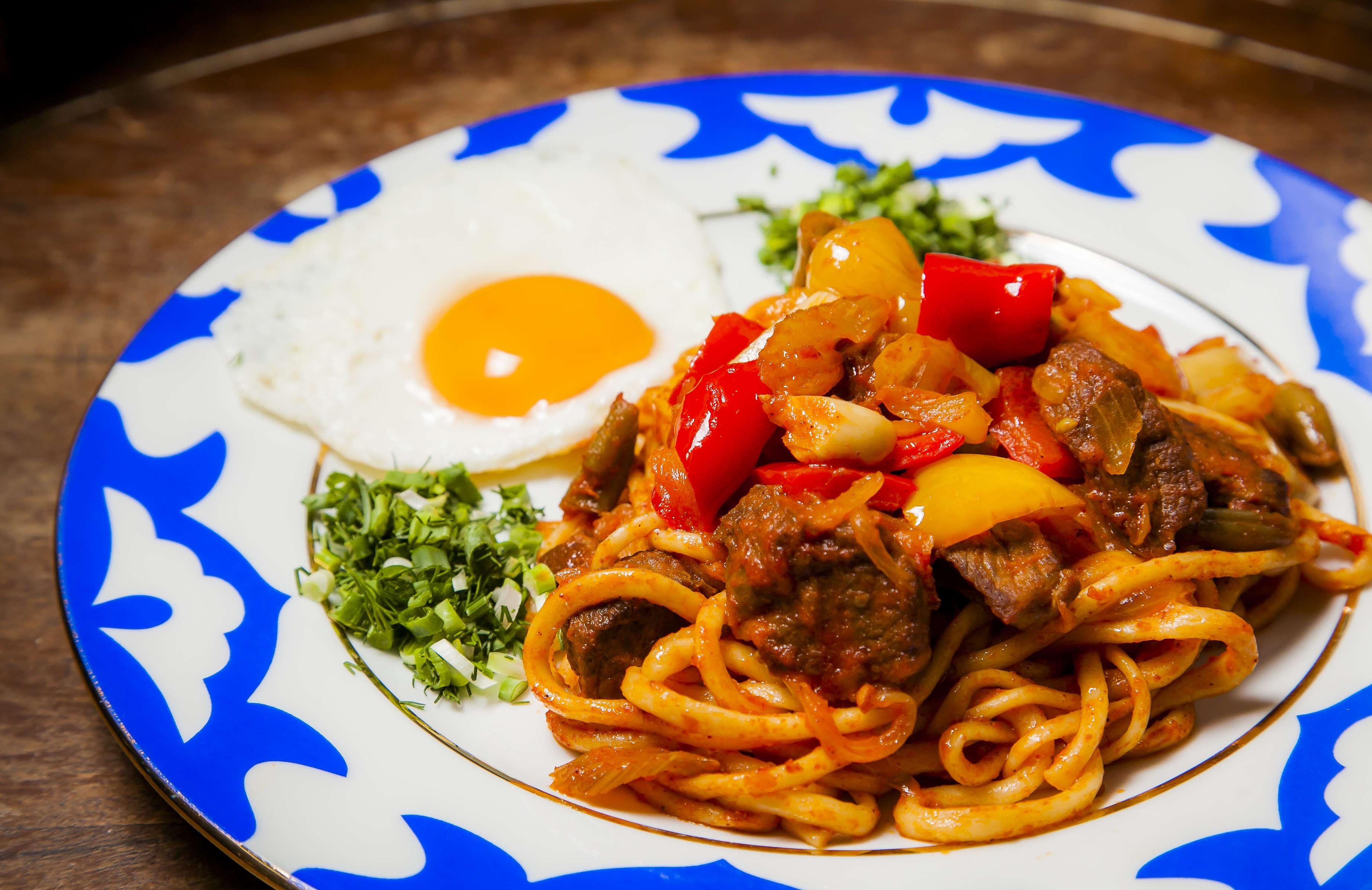 Узбекская кухня пошаговые рецепты