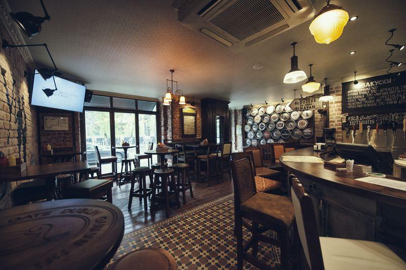 Ресторан The Tipsy Pub