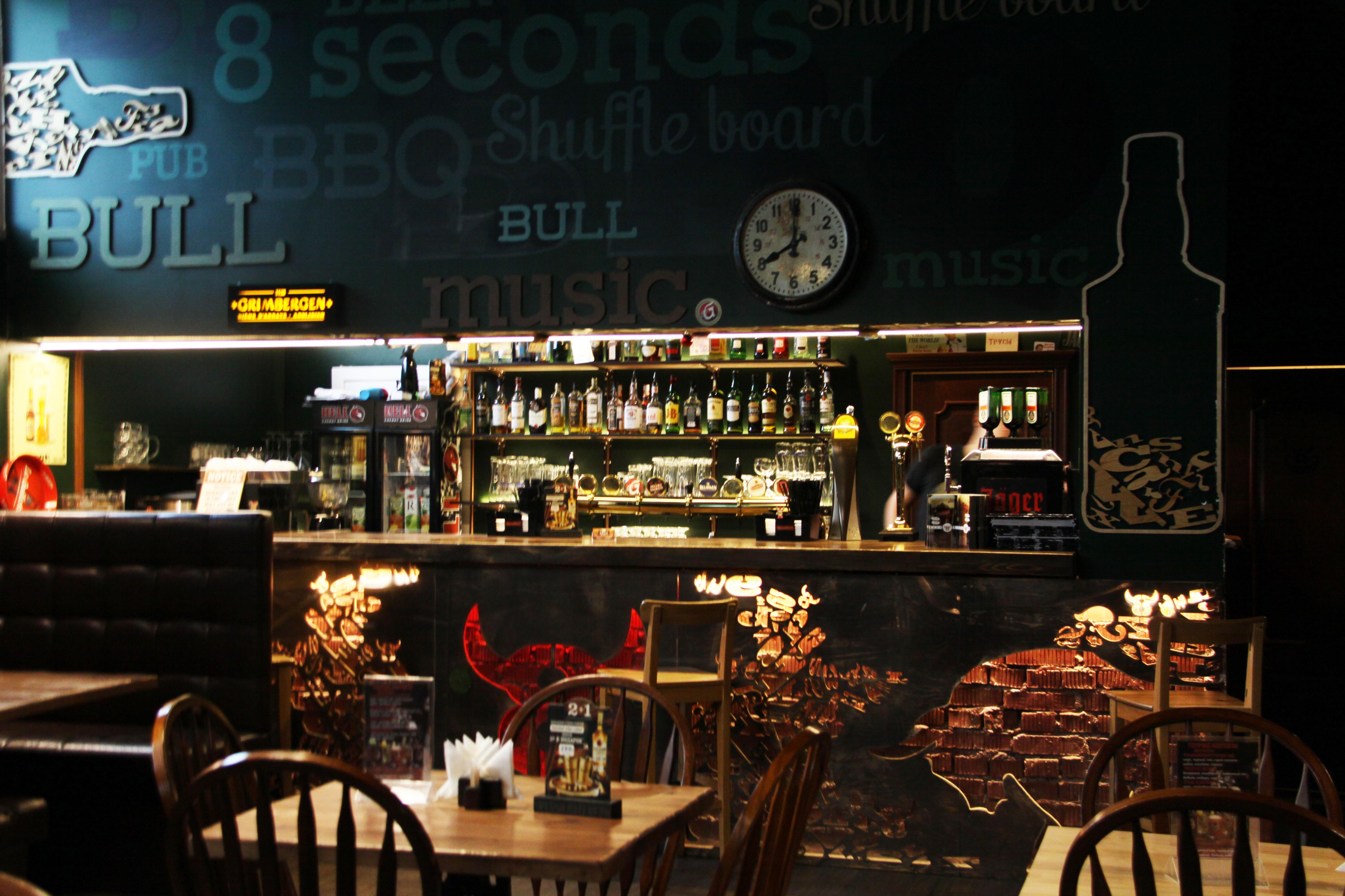 8 Seconds Pub