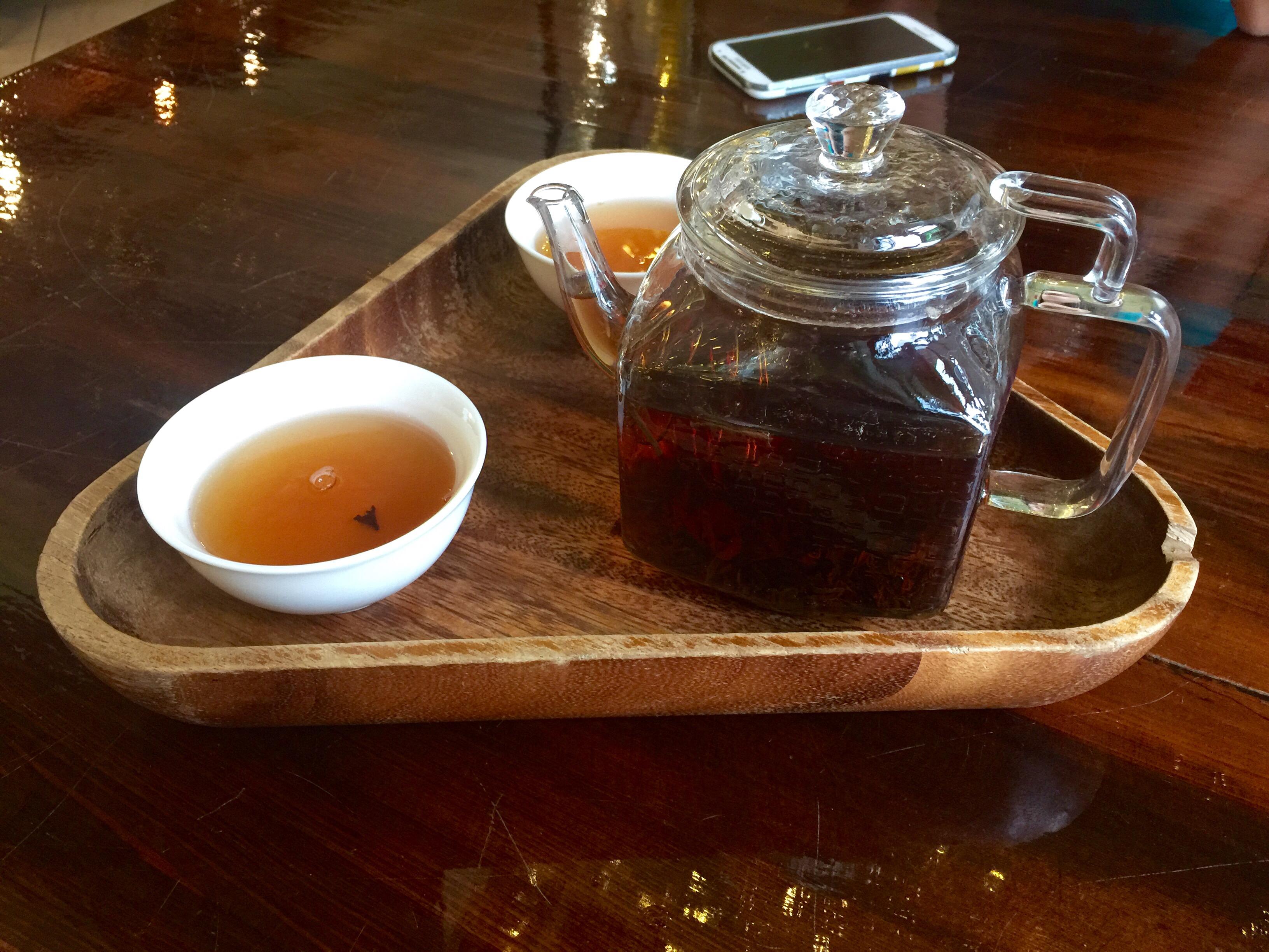 Ресторан Чайная высота