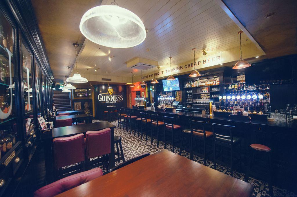 Ресторан O'Donoghue's