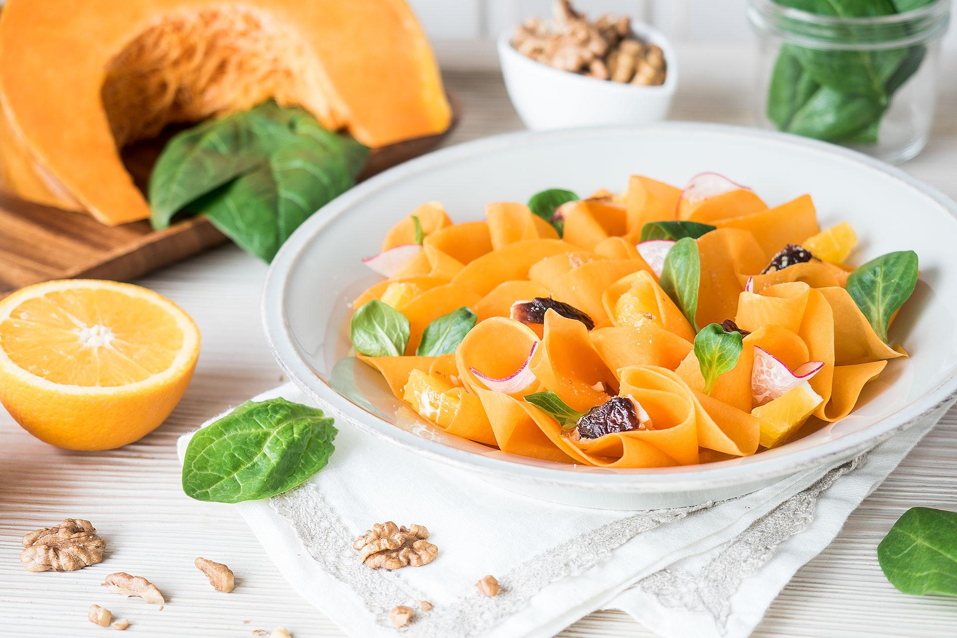 Ресторан Дом-кафе - Оранжевый салат