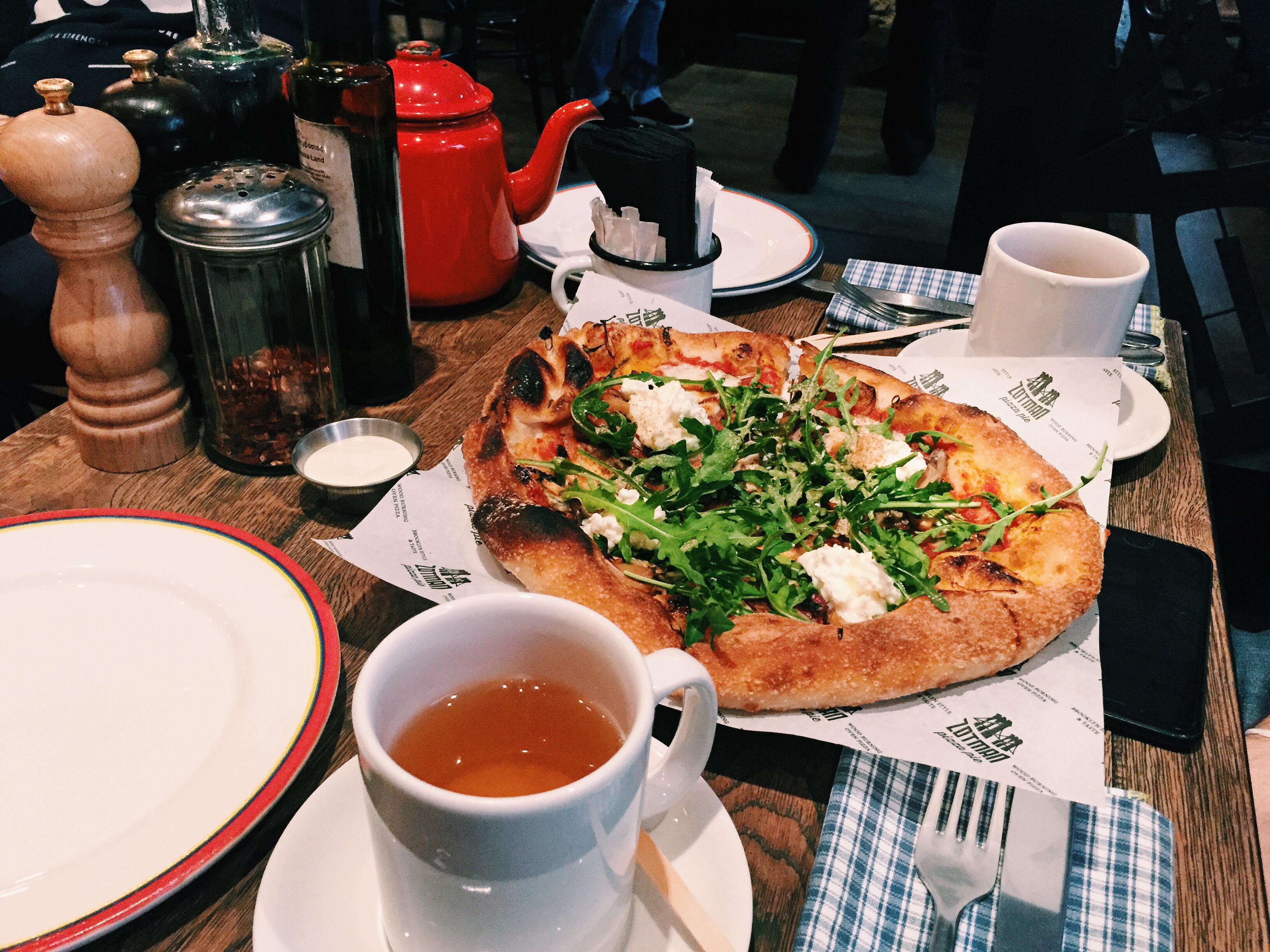 Ресторан Zotman Pizza Pie