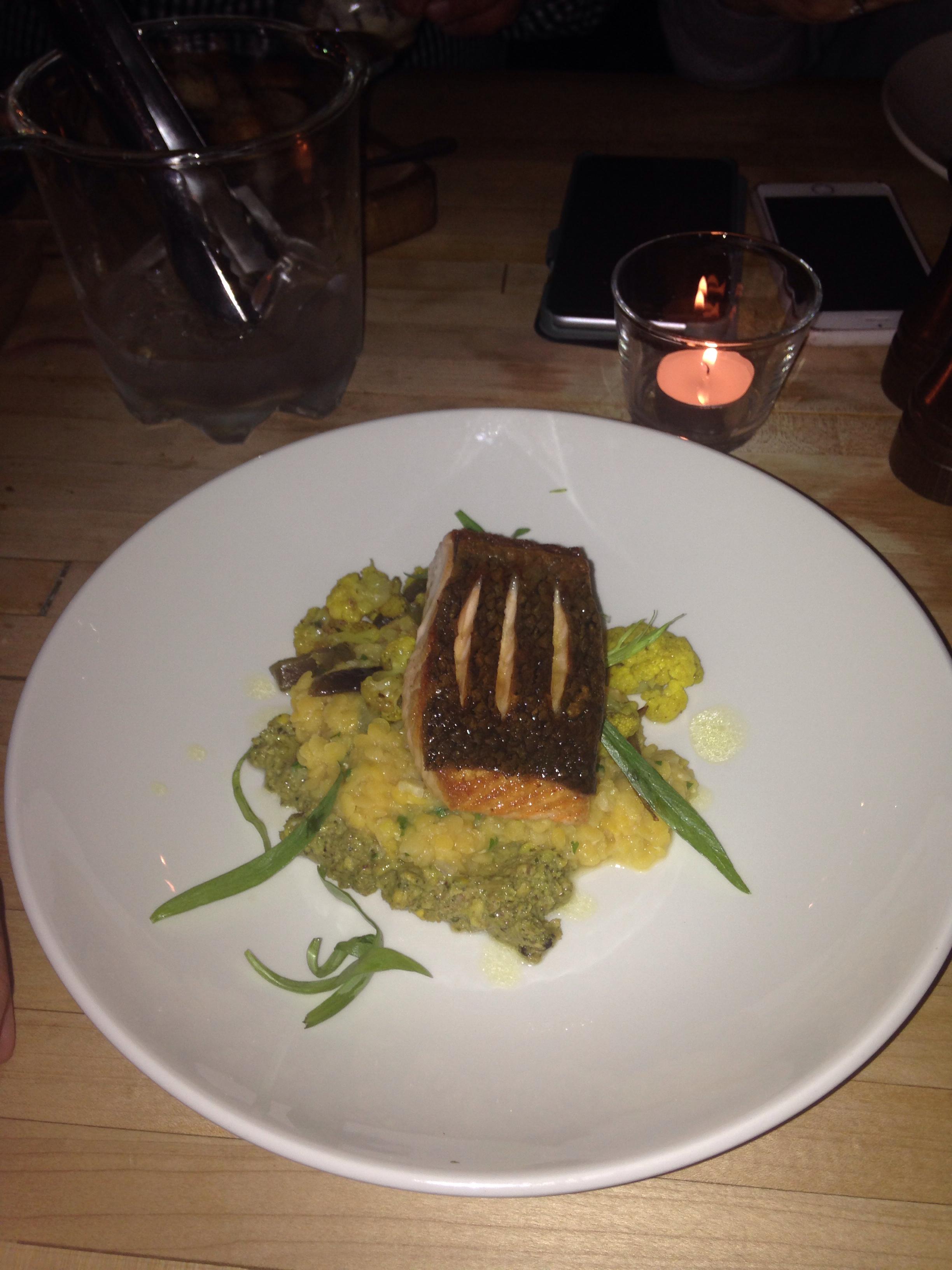 Ресторан Saxon + Parole